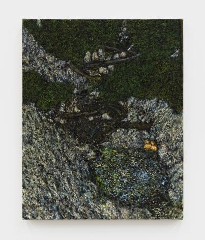 JP Munro Bathers in a Mountain Pool, 2021