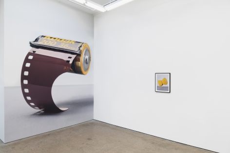 Installation view 8 of Alwin Lay: Rollout (July 20 – August 31, 2019) at Nino Mier Gallery, Los Angeles