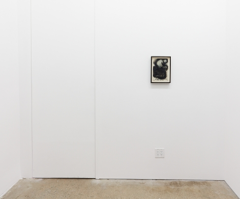 """Installation View of """"Als Kind nannten sie mich Hase,"""""""