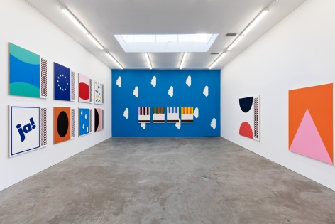 Installation view 4 of Thomas Wachholz: Books and Boxes (July 20-August 31, 2019) at Nino Mier Gallery, Los Angeles