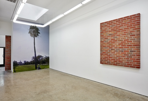 Installation View 9 of Killian Rüthemann Motion With (December 10, 2016 – March 31, 2017). Nino Mier Gallery, Los Angeles, CA