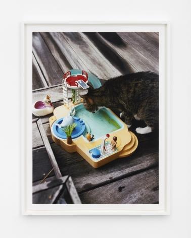 Margarete Jakschik Summers End, 2021 Archival pigment print 32 x 24 inches (unframed) 81.3 x 61 cms (unframed)  33 3/4 x 25 3/4 inches (framed) 85.7 x 65.4 cms (framed) Ed. 1 of 3 + 2 AP (MJA21.004)
