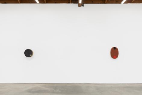 Installation View of Otis Jones, Recent Work, Nino Mier Gallery, Los Angeles, CA
