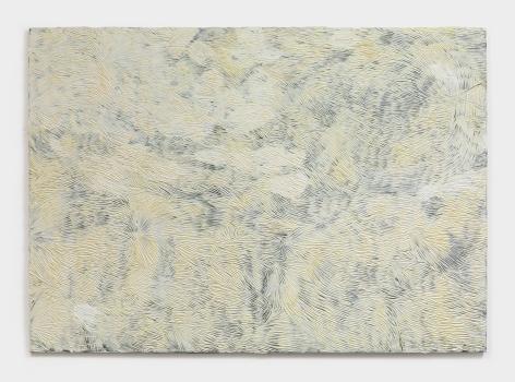Dashiell Manley hiding (S.P., the white whale), 2021 Oil on linen 60 x 84 in 152.4 x 213.4 cm (DMA21.003)