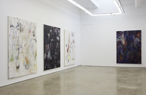 Installation view 2 of Ted Gahl: The Commuter (April 2-March 28, 2015) at Nino Mier Gallery, Los Angeles