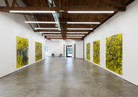 "Installation View Gallery 1 Exhibition ""Kadlites"" (2019) Facing Entrance of Main Room"