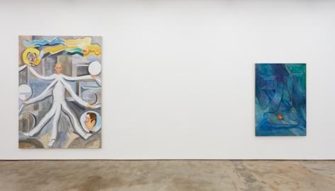 Installation 5 of Tomasz Kowalski: Release of Everlasting Somersault (November 17 - December 29, 2018), Nino Mier Gallery, Los Angeles, CA