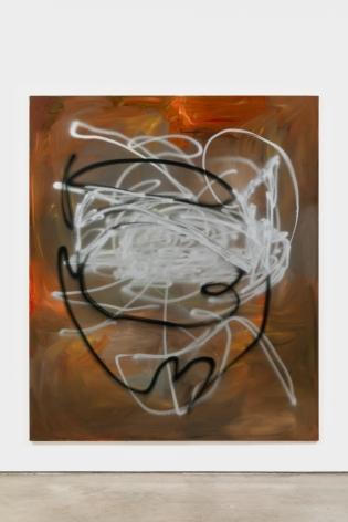 Peter Bonde WHATEVERNES, 2021 Oil on canvas 94 1/2 x 78 3/4 in 240 x 200 cm (PB21.008)