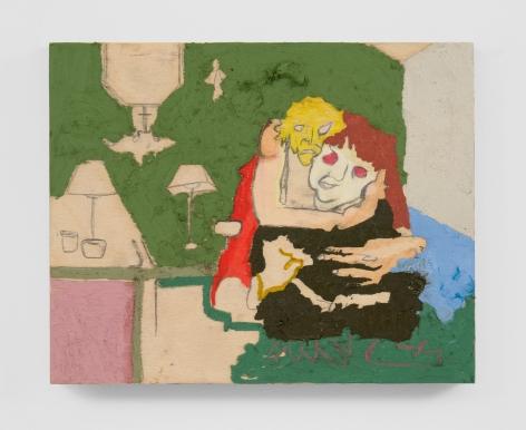 Cindy Phenix Flourishment, 2021 Pastel on wood panel 8 x 10 in 20.3 x 25.4 cm (CP21.020)