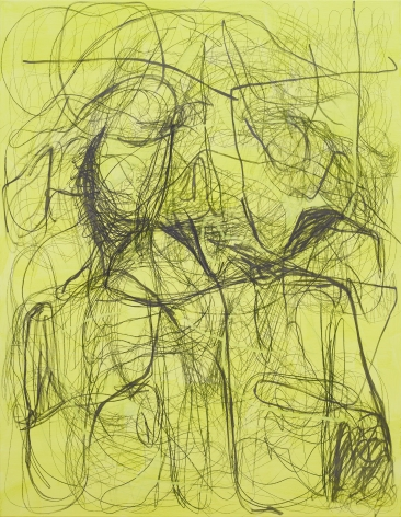 Jana Schröder, Kadlites M1, 2017, Acrylic, graphite and lead on canvas 78 3/4 x 61 1/8 in (200 x 155 cm), JSR17.069