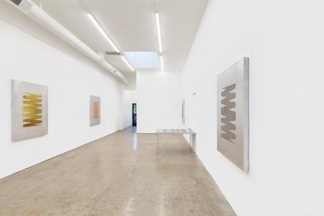 Installation View of Zak Kitnick: Shapes (January 22–February 27, 2020) Nino Mier Gallery, Los Angeles, CA 6