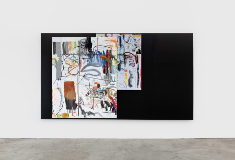 """Installation View of """"Hi_LoRes_57"""""""