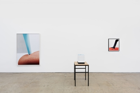 Installation view 6 of Alwin Lay: Rollout (July 20 – August 31, 2019) at Nino Mier Gallery, Los Angeles