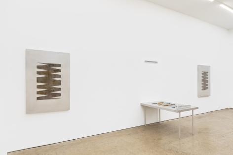 Installation View of Zak Kitnick: Shapes (January 22–February 27, 2020) Nino Mier Gallery, Los Angeles, CA 8