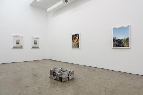 Installation View of MARGARETE JAKSCHIK, Dear Uncertainty (September 25 - November 6, 2021) Nino Mier Gallery, Los Angeles, CA