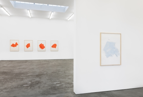 Installation view 6 of Imi Knoebel: Works from the Seventies (November 9-December 21, 2019) at Nino Mier Gallery, Los Angeles