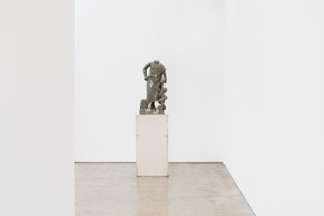 Installation views of Justin Matherly, Nino Mier Gallery, Los Angeles (May 25 - June 19, 2021)