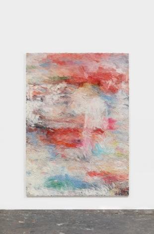 Dashiell Manley views, F.B., 2021 Oil on linen 84 x 60 in 213.4 x 152.4 cm (DMA21.010)