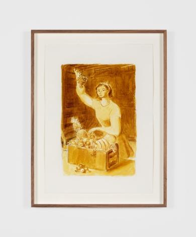 Jansson Stegner  Untitled, 202014 x 10 in (unframed)35.6 x 25.4 cm (unframed)  16 3/4 x 13 in (framed)  42.5 x 33 cm (framed)  (JAS20.020)