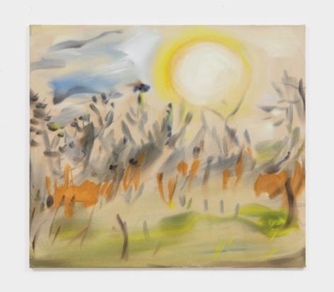 Sophie von Hellermann Deception, 2021 Acrylic on canvas 30 5/8 x 34 1/4 in 77.9 x 87 cm (SVO21.003)