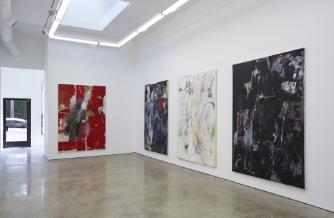 Installation view 4 of Ted Gahl: The Commuter (April 2-March 28, 2015) at Nino Mier Gallery, Los Angeles