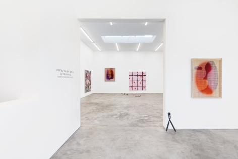 Installation view of Thomas Wachholz | David Renggli - Cha Cha Cha