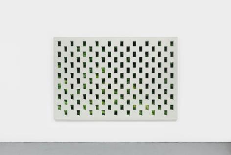 Jonathan Wateridge Wall, 2016 Oil on linen 59 1/8 x 88 5/8 in 150 x 225 cm (JWA21.060)