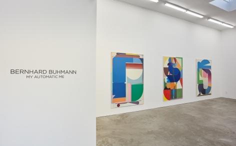 Installation view 7 of Bernard Buhmann: My Automatic Me (October 6 - November 17, 2018) at Nino Mier Gallery, Los Angeles