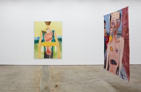 Installation 3 of Tomasz Kowalski: Release of Everlasting Somersault (November 17 - December 29, 2018), Nino Mier Gallery, Los Angeles, CA