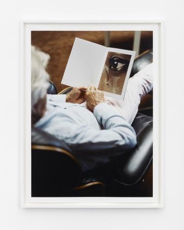 Margarete Jakschik Feels so real to me, 2021 Archival pigment print 32 x 24 inches (unframed) 81.3 x 61 cms (unframed)  33 3/4 x 25 3/4 inches (framed) 85.7 x 65.4 cms (framed) Ed. 1 of 3 + 2 AP (MJA21.009)