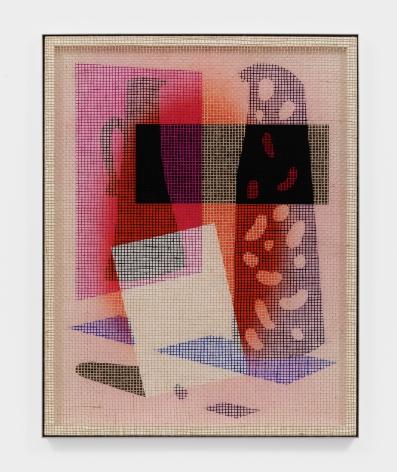 David Renggli Desire Painting (Vasilliaris), 2021