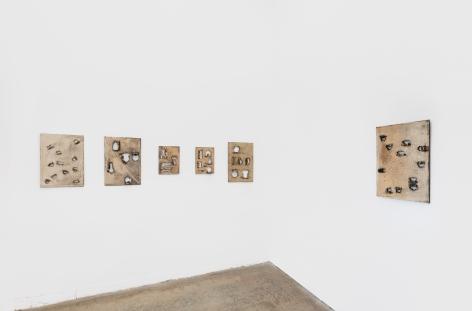 Installation View of Zak Kitnick: Shapes (January 22–February 27, 2020) Nino Mier Gallery, Los Angeles, CA 5