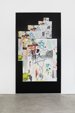 """Installation View of """"Hi_LoRes_54"""""""