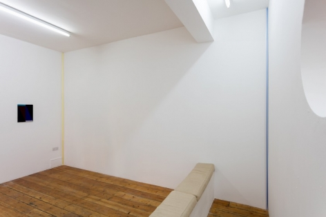Installation view, CONDO: Callicoon Fine Arts at RODEO, â€‹London, UK, 2016