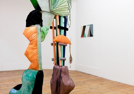 Installation view,CONDO: Callicoon Fine Arts at RODEO,London, UK, 2016