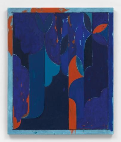 Kamrooz Aram Untitled (Arabesque Composition), 2020