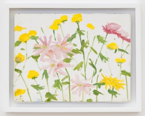 Alex Katz Spring Flowers