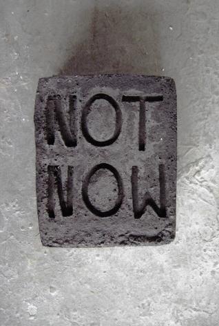 Esther Kläs: Not Now, 2014,