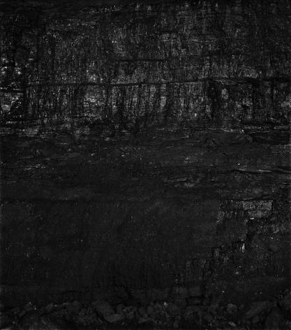 Coal Seam, Bergwerk Prosper-Haniel #3, 2013