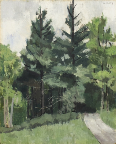 Maine Woods, 1949