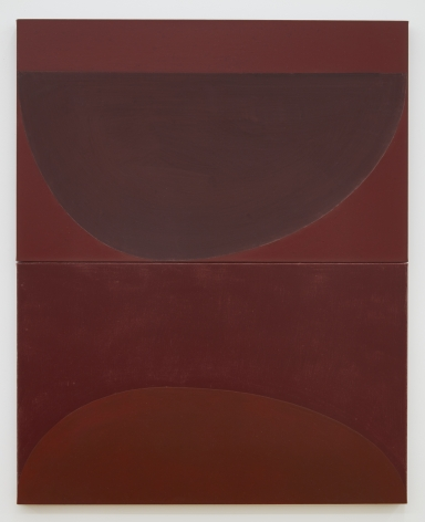 Suzan Frecon full and empty (DUST), 2014
