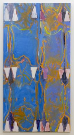 Graham Durward Split Blue Screen, 2015