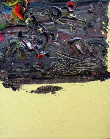 Mescaline, 2007 acrylic on canvas