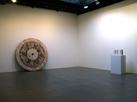 Installation view of Adrian Paci, Gestures, 2010 at Peter Blum Chelsea.