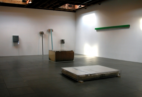 John Beech That and This Exhibition Peter Blum Chelsea 2007