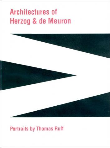 Architectures of Herzog & de Meuron: Portraits by Thomas Ruff, 1994