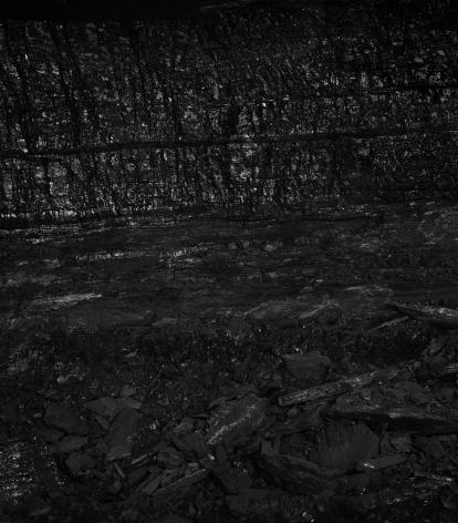 Coal Seam, Bergwerk Prosper-Haniel #4, 2013