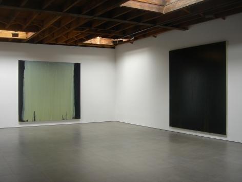 Joseph Marioni Paintings Exhibition Peter Blum Chelsea 2006