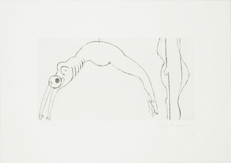 Arched Figure, 1993