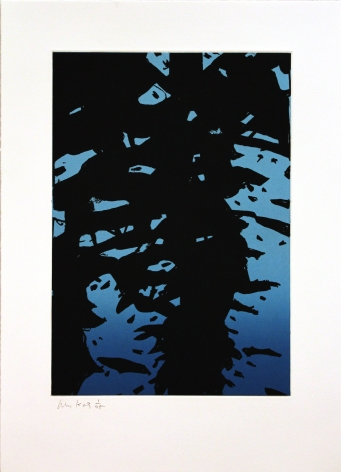 Alex Katz Reflection I, 2010
